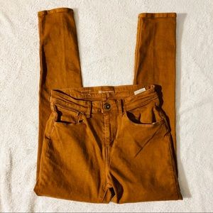 Levi's Tan/Brown High Rise Skinny Size 30
